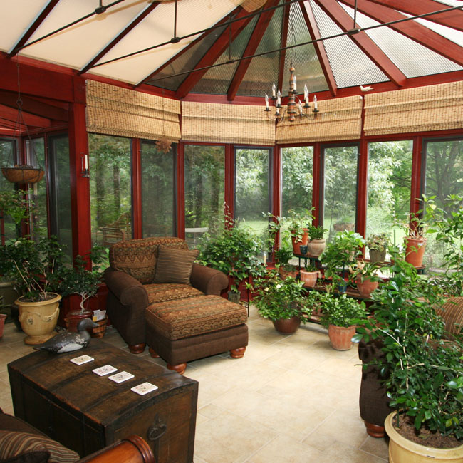 Home additions creative concepts investments Solarium designs